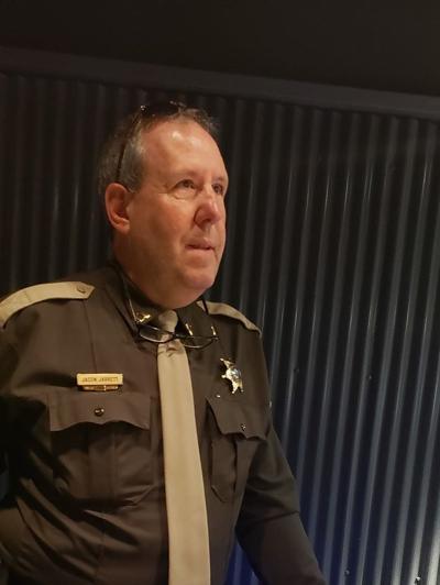 Captain Jason Jarrett announces retirement after 34 years of law enforcement service