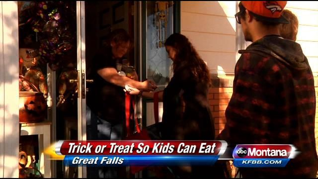 Trick or Treat So Kids Can Eat