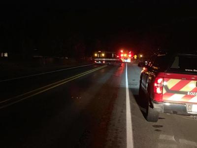 Crews in Bozeman respond to smoke at Riverside Country Club early this morning