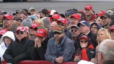 Have Trump's visits affected Montana voters?