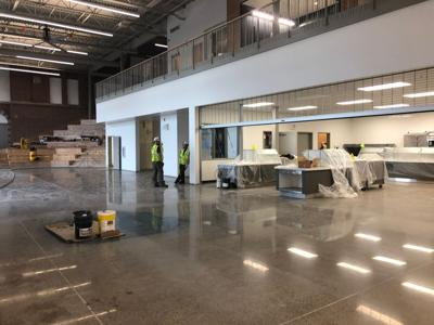 Great Falls High School $38 million facelift almost complete