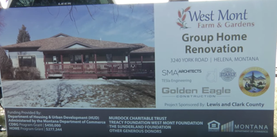 Non-profit receives a large renovation grant
