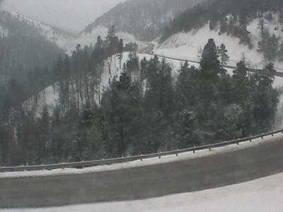Road closed over Rogers Pass