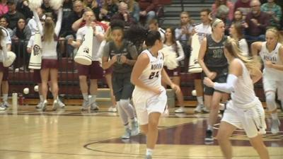 Lady Griz Win Fifth Conference Game