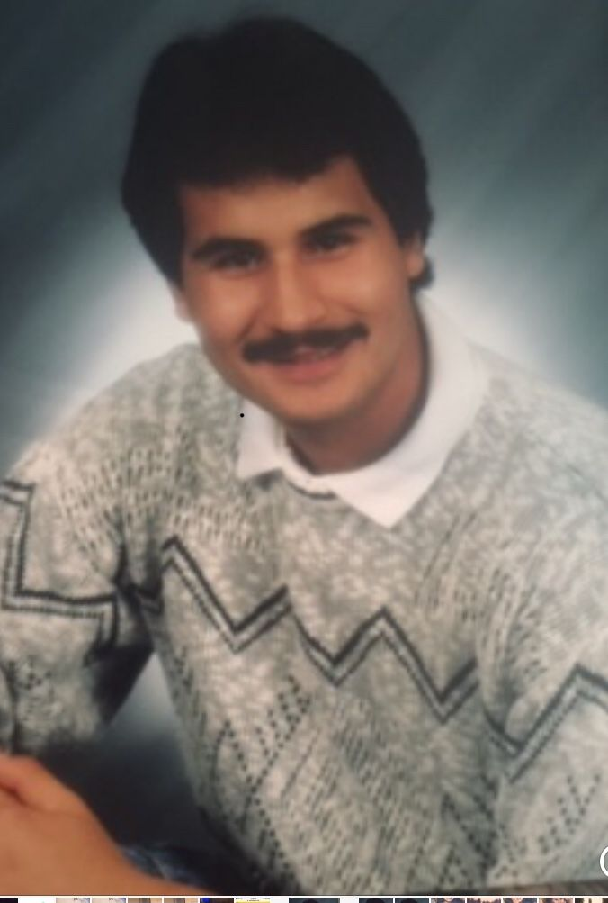 LLoyd Geaudry, victim in hatchet murder case