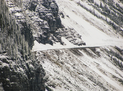 Going-to-the-Sun Road plowing begins next week