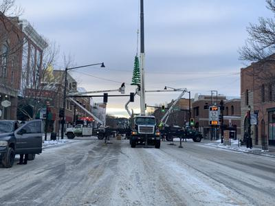Bozeman Christmas Spiders ends an era for a local firefighter