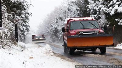 How you can help snow plows be more efficient