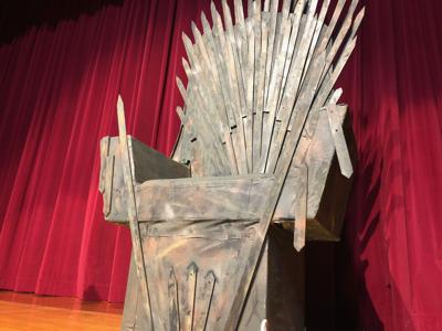 New twist on Great Falls homecoming, with help from Game of Thrones