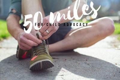 Hamilton man runs 50 miles for child advocacy