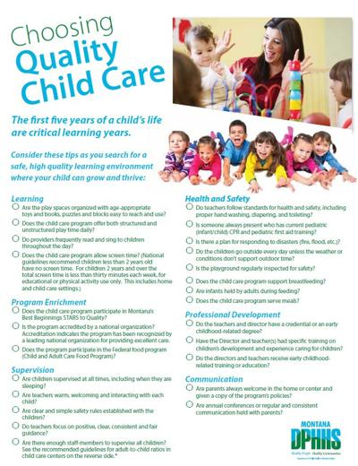 Questions you should ask before picking a child care facility