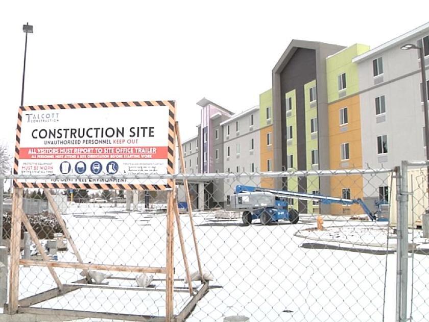 Construction company declares bankruptcy image