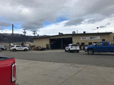 butte tire shop standoff