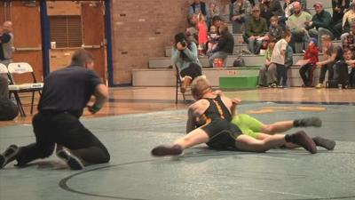 Montana East v. West All Star Dual Highlights & Results