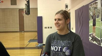 Mattress Firm Student of the Week: Butte's Brittney Tierney