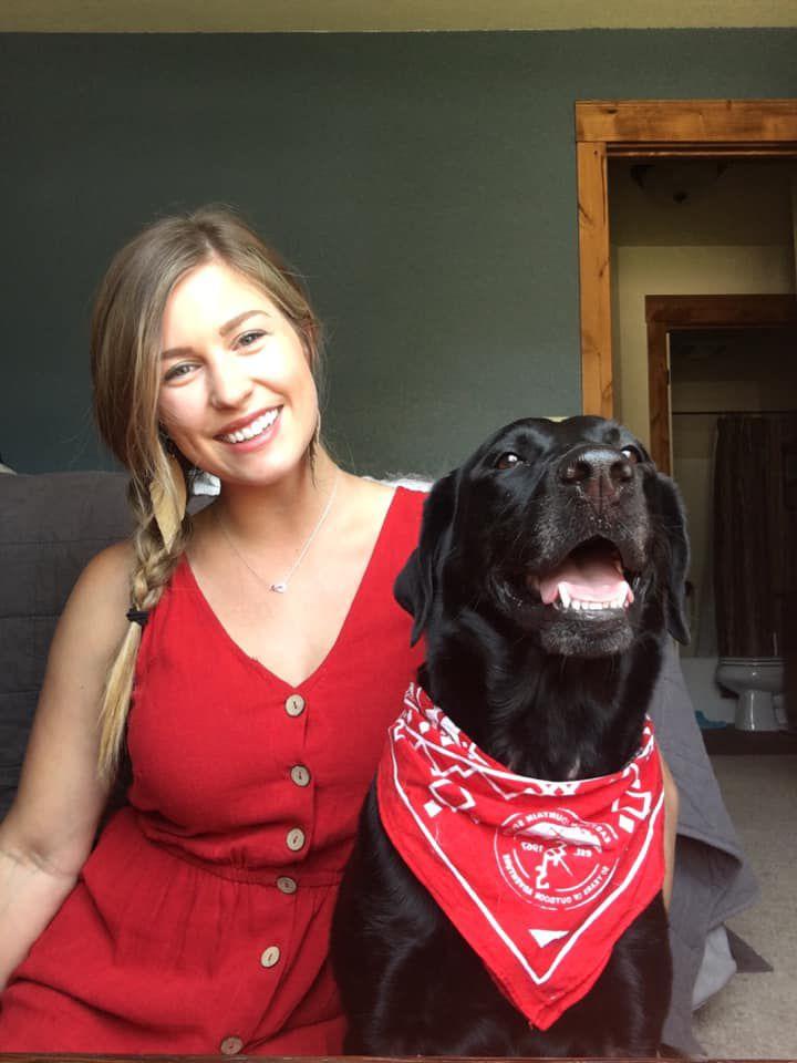 Erika Spaulding dog stolen car onyx