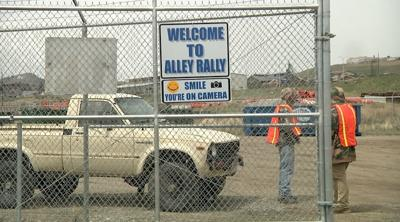 Butte's Alley Rally