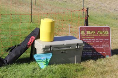 dillon blm bear resistant rentals