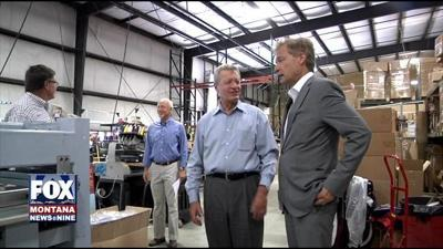 Baucus Brings Ambassador Tour To Missoula