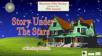 Story Under the Stars celebrating 10th anniversary in Bozeman