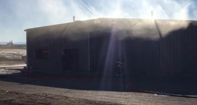 Bacon smoker causes grease fire at House of Meats
