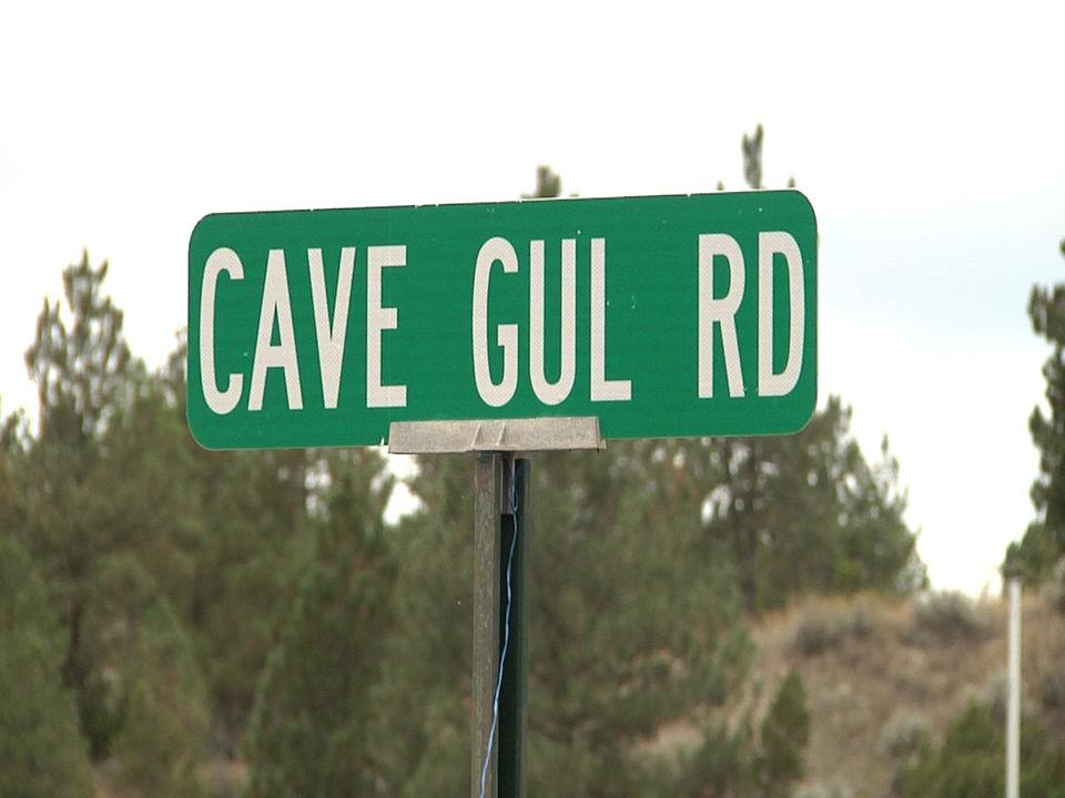 Cave Gulch Road
