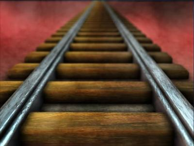 Woman dies after reportedly crashing into train