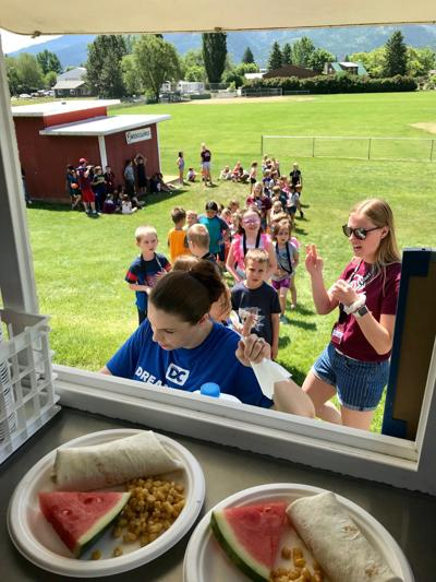 East Missoula and Bonner kids have free lunch thanks to the River of Life's, Feed the Need, food truck