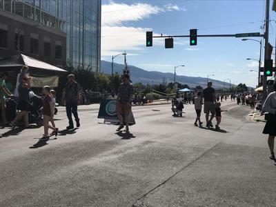 Annual Sunday Streets celebrates sustainable transportation