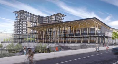 riverfront triangle proposal