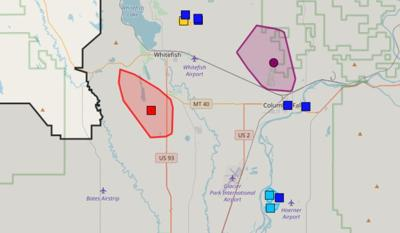 Flathead power outage affecting more than 1,000 customers | ABC Fox