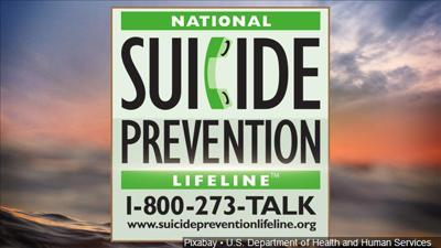 Suicide prevention PSA increases calls to suicide prevention lifeline