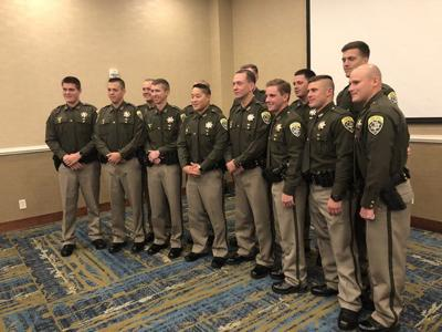 Montana High Way Patrol welcomes 13 new Troopers