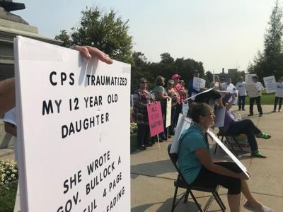 Dozens rally for foster care reform | News | abcfoxmontana com