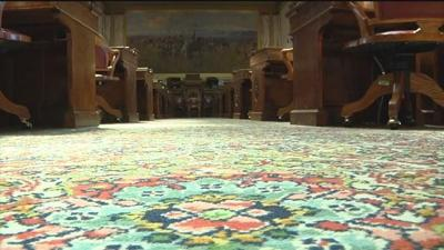 Montana Treasure: Art at the State Capitol Building