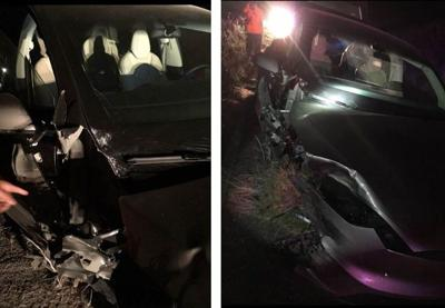 Tesla crashes in Montana, driver blames autopilot (Slideshow)