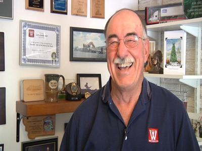 Montana Treasure: 50 Years, 50 States of trucking for Larry Spiekermeier