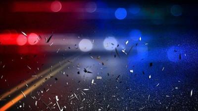 1 killed, 2 hurt in Montana crash involving police car