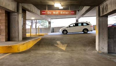 Great Falls parking garage upgrades