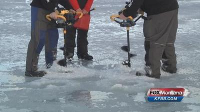 1st Annual Scheels Ice Fishing Derby