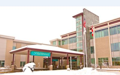 Who will be the new CEO at Kalispell Regional Healthcare?