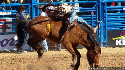 56th Annual NRA rodeo kicks off in East Helena