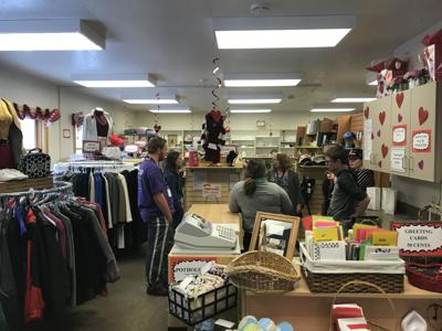 Eagle's Nest Thrift Store grand opening