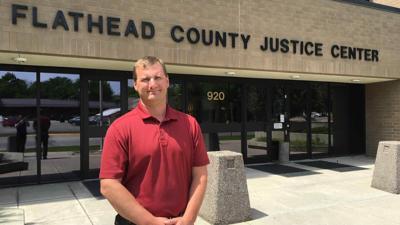 Meet Flathead County's new sheriff, Brian Heino