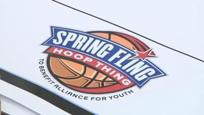300 teams signed up for the annual basketball tournament