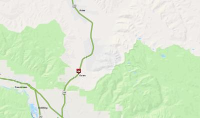 highway 93 reopened