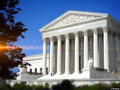 Supreme Court Building - MGN