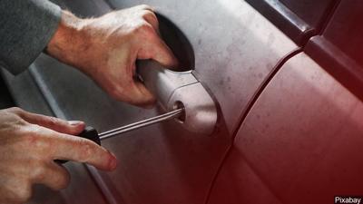 burglary robbery car break-in stolen