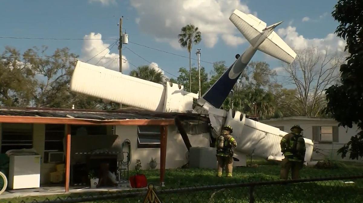 Winter Haven Florida plane crash