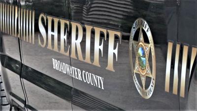 Broadwater County Sheriff's Office vehicle